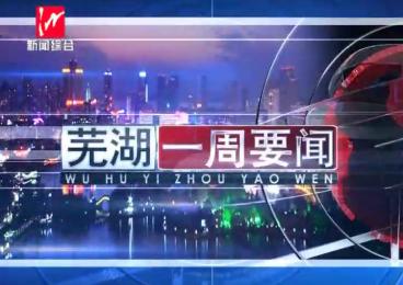 芜湖新闻联播-2021-06-20