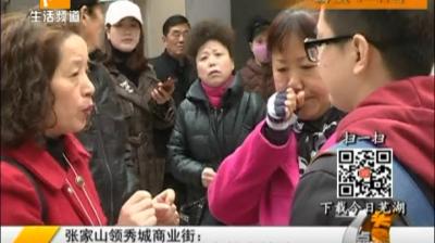 张家山领秀城商业街:产权办理受阻 众业主忧心忡忡