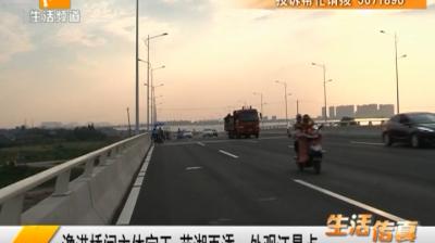 澛港桥闸主题完工 芜湖再添一处观江景点