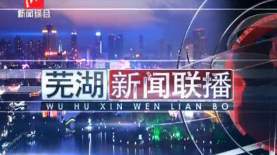 芜湖新闻联播2018-08-30