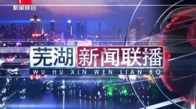 芜湖新闻联播2018-08-31