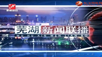 芜湖新闻 2019-01-02