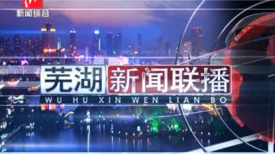 芜湖新闻联播2019-04-24