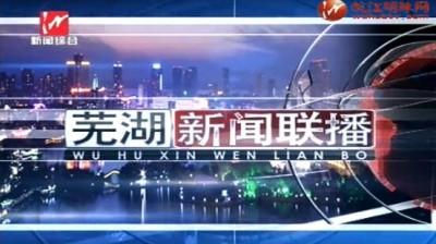 芜湖新闻联播 2020-02-21