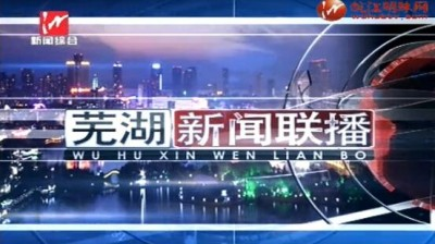 芜湖新闻联播 2020-08-06
