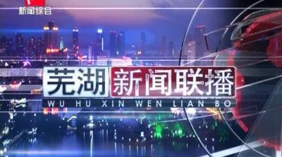 芜湖新闻联播-2020-10-16