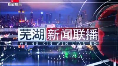 芜湖新闻联播-2020-10-28